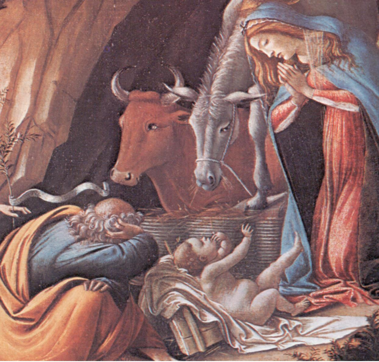 Jesusbarnet Botticelli